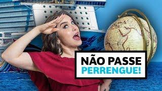SEGREDOS DE VIAGEM DE CRUZEIRO - o que você precisa saber!   Lu Ferreira   Chata de Galocha