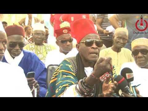Discours Jaaraf Youssou Ndoye