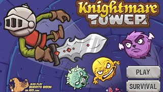 Knightmare Tower Full Gameplay Walkthrough