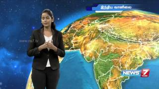 Weather Forecast | 06.05.2016 | News7 Tamil