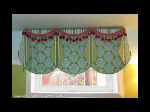 Custom made Window Curtain Great ideas