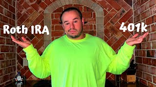 Roth IRA vs. 401k - How Taxes Affect Your Retirement Plan