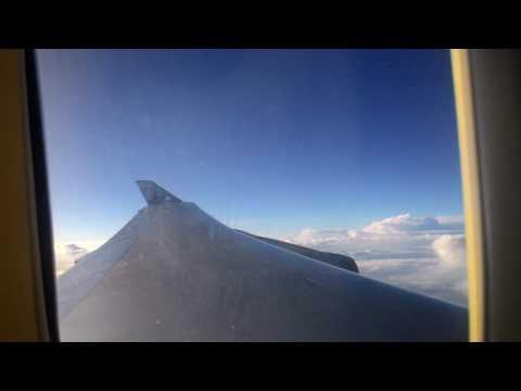 2016.5.17 China Airlines Boeing 747-400 Taipei To Naha Full flight part 2