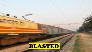 WAP5 Bhopal Shatabdi 150 Sprint Chata