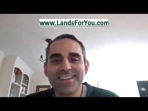 Lands For You Testimonial - Jay M.