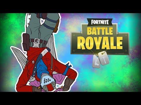 """Rust Lord The Angel"" | Fortnite battle Royale | w/ Bryce  (Season 3)"