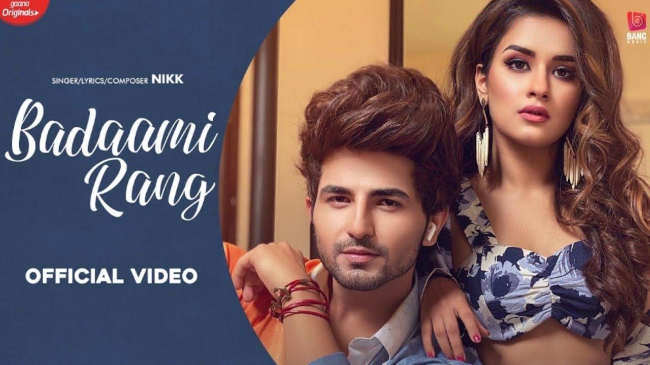 Download Badaami Rang Full Video Song | Avneet kaur | Badaami Rang Nikk | New Punjabi Song 2020 |Badaami Rang