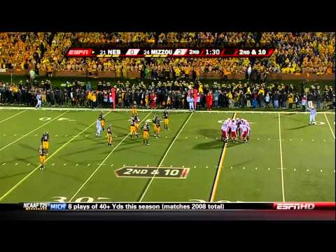 2009 - Nebraska at Missouri