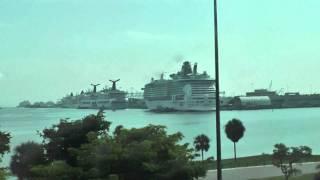 マイアミ メトロムーバー Miami Metromover