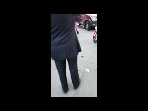 School Bus Crash In Williamsburg Brooklyn