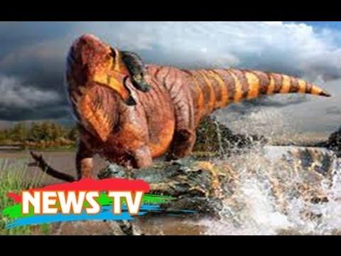 Phát hiện gây sốc về loài khủng long có mũi cao 9m