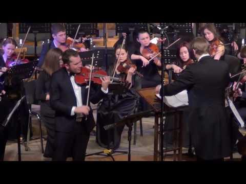 Прокофьев. Скрипичный концерт No. 2 (g-moll), Op. 63