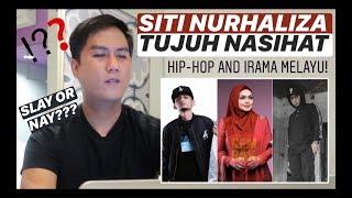 Dato' Sri Siti Nurhaliza, Kmy Kmo & Luca Sickta - Tujuh Nasihat | REACTION