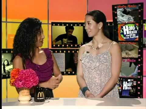 Tara Macken on Halo Halo TV
