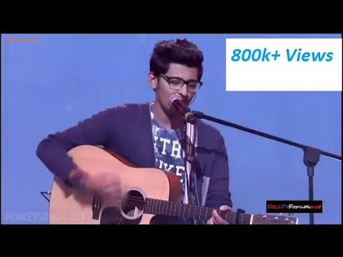 Darshan Raval - Pee Loon  (India's Raw Star)