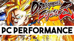 Dragon Ball FighterZ Performance on PC - Is it GOOD?