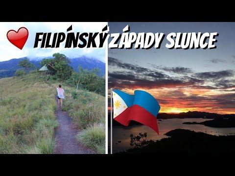 ZÁPADY SLUNCE & NEJLEPŠÍ KARI ❤️ #Filipíny
