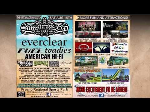 Summerland Festival 2015!