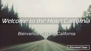Hotel California Eagles Inglés Español