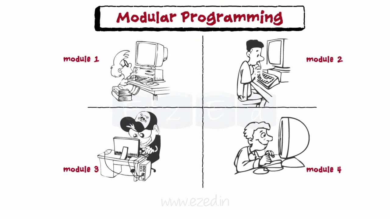 types of structured programming