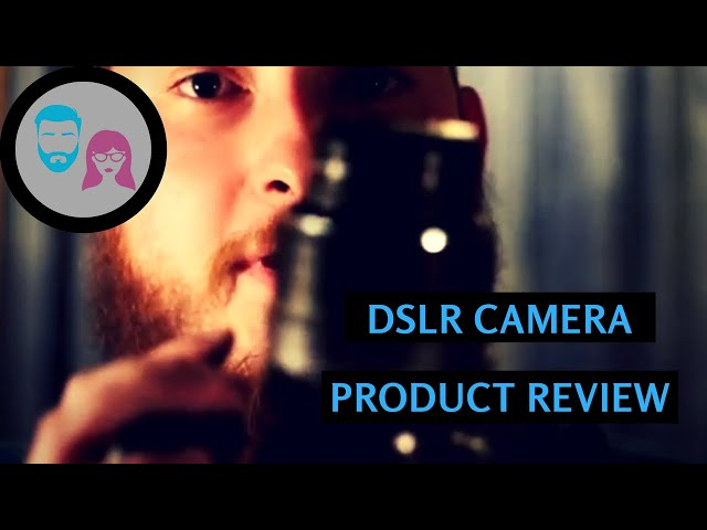 OLD SCHOOL! | Upcycled DSLR Product Review | My Thoughts/Review