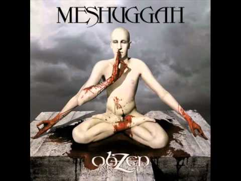 MESHUGGAH - Electric Red.