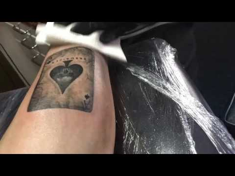 Ace of Spades feat. Tattoo by Women