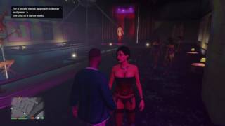 Gta 5 Strip club glitch