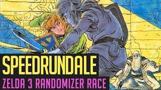 Zelda 3 Randomizer-Race mit Sia & YumeTsubasaCH   Speedrundale