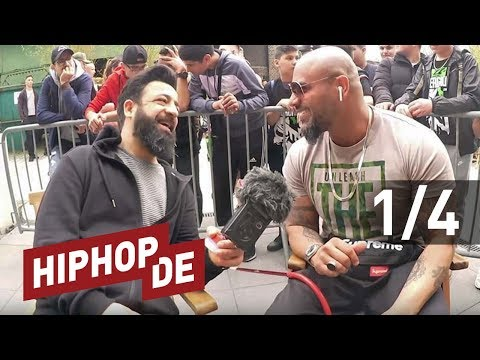 "Massiv: 100 % Trap auf ""M10 II"", Latif & die neue Staffel ""4 Blocks"" (Interview) #waslos"