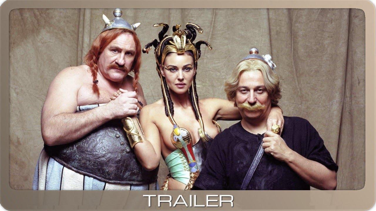 Asterix & Obelix: Mission Kleopatra ≣ 2002 ≣ Trailer