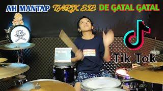 Ah Mantap - Tarik Sis - De Gatal Gatal | Bukan PHO (Remix Version) | Drum Cover By Gilang Dafa