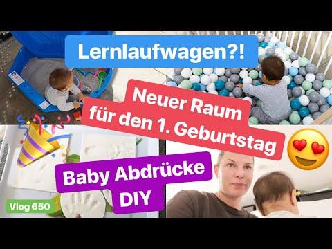 neues-bällebad-l-hand-&-fuß-abdrücke-l-lernlaufwagen-l-mottoparty?-l-vlog-650