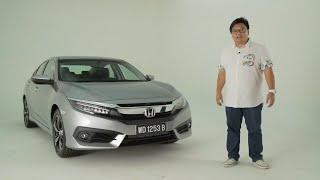 2016 Honda Civic 1.5 VTEC Turbo Malaysian walk-around tour - paultan.org
