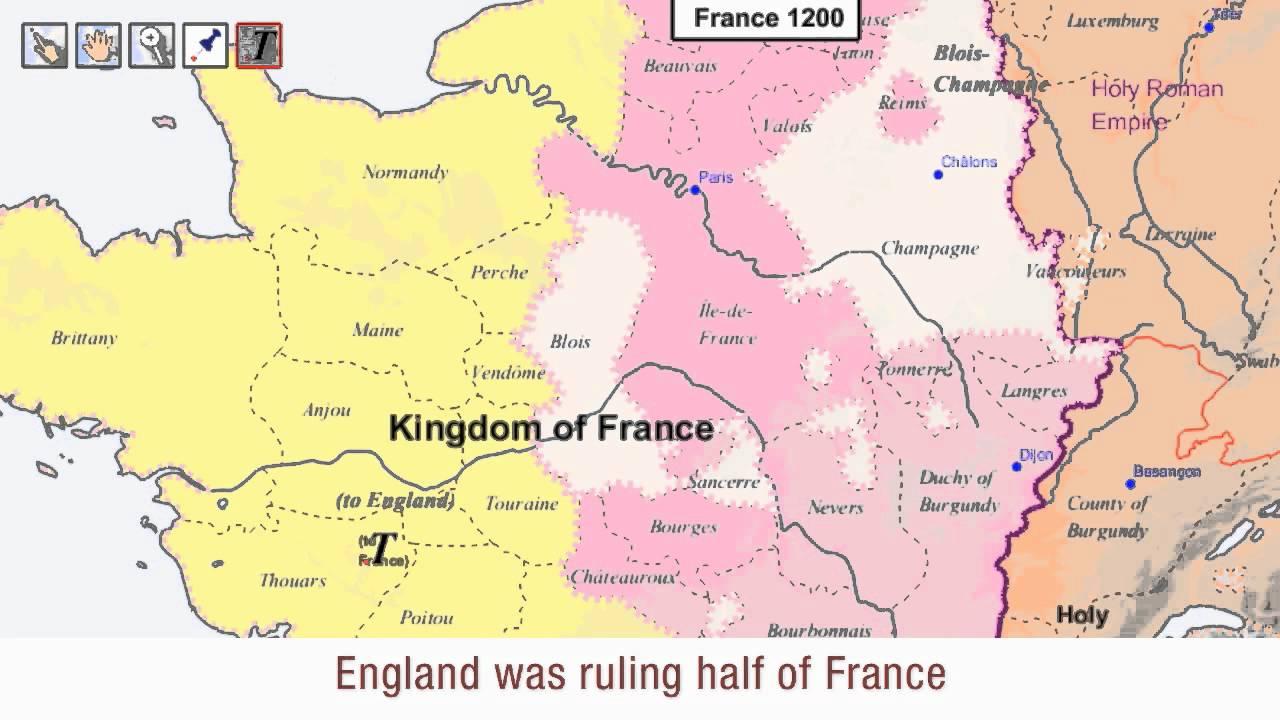Europe Custom History Maps YouTube