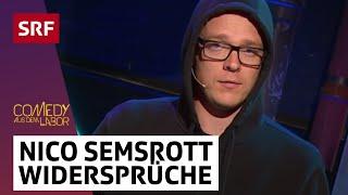 Nico Semsrott: «Widersprüche»