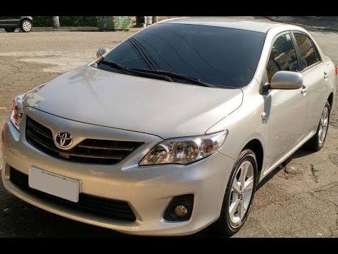 Caçador De Carros: Toyota Corolla 2013 Automático
