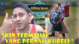 SKIN BARU ROGER ! - Mobile Legends Indonesia