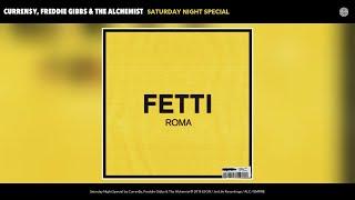 Curren$y, Freddie Gibbs & The Alchemist - Saturday Night Special (Audio)