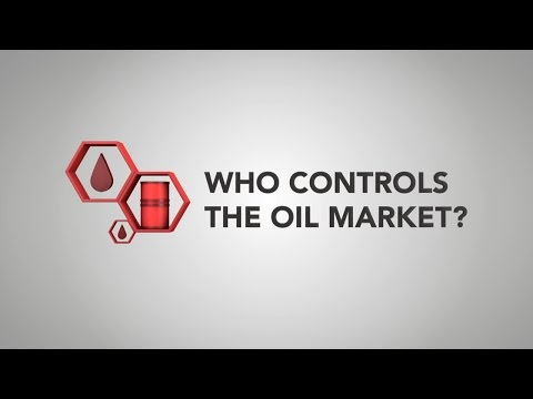 Who controls the oil market?