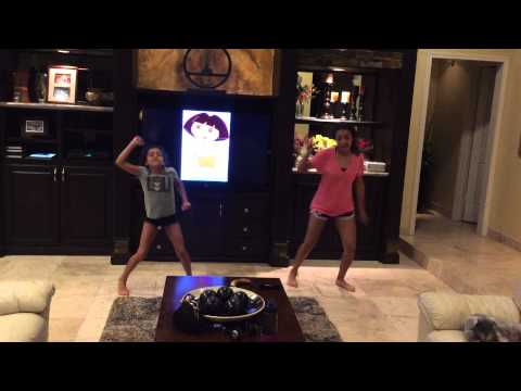 Dora the Explorer remix dance