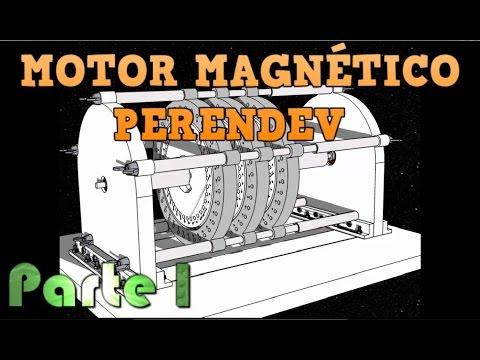 Motor Perendev Parte 1 - Movimiento Perpetuo Con Imanes