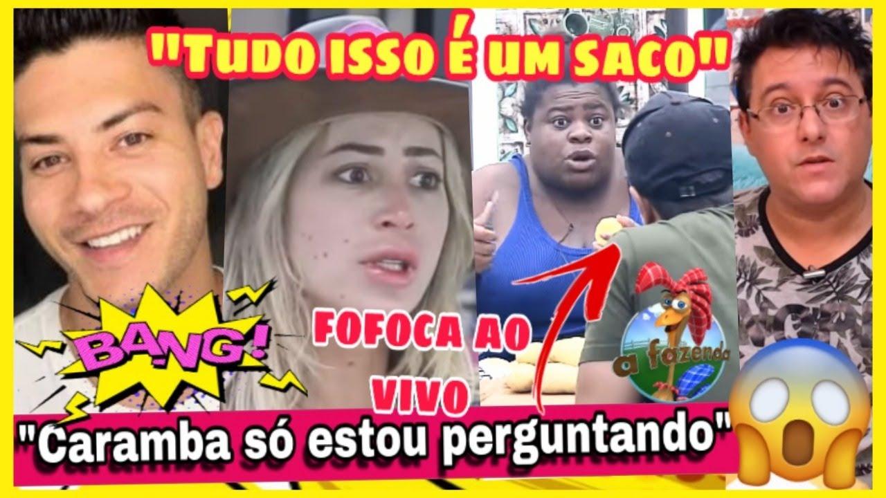 A FAZENDA 2020: Mariano e Jojo Conversam, Narizinho se diz CANSADA, Arthur Aguiar é CONTRATADO.