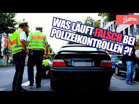 Was Läuft FALSCH Bei Polizeikontrollen? | BAVMO Spezial Folge