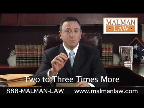 Why hire an Attorney? Steven Malman Chicago Personal Injury Attorney.