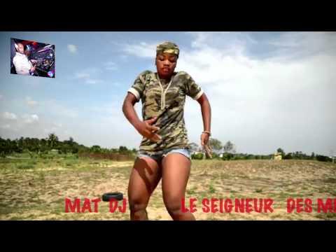 MAT DJ  LE SEIGNEUR DES MIXES ET DJ S      COUPE DECALE VIDEO HOT MIX VOL 2