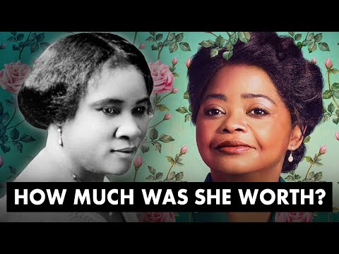 How Much Was Madam C.J. Walker Worth? The Self Made True Story