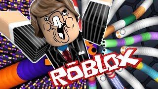 SLİTHER.İO'DAN KAÇIŞ! - Roblox