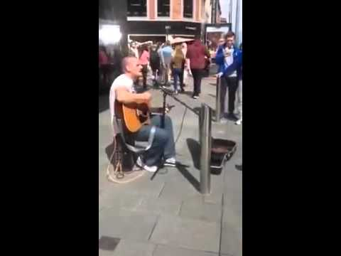 Conor Quinn   Go On Home British Soldiers Busk