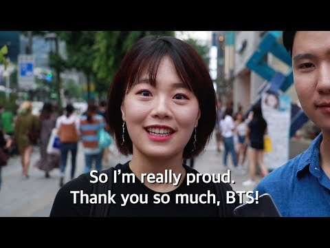 What Koreans Think of BTS? (2018)